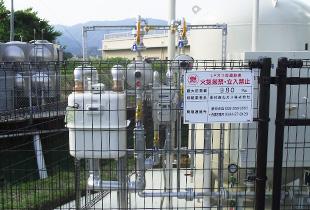 LPガス工事のイメージ